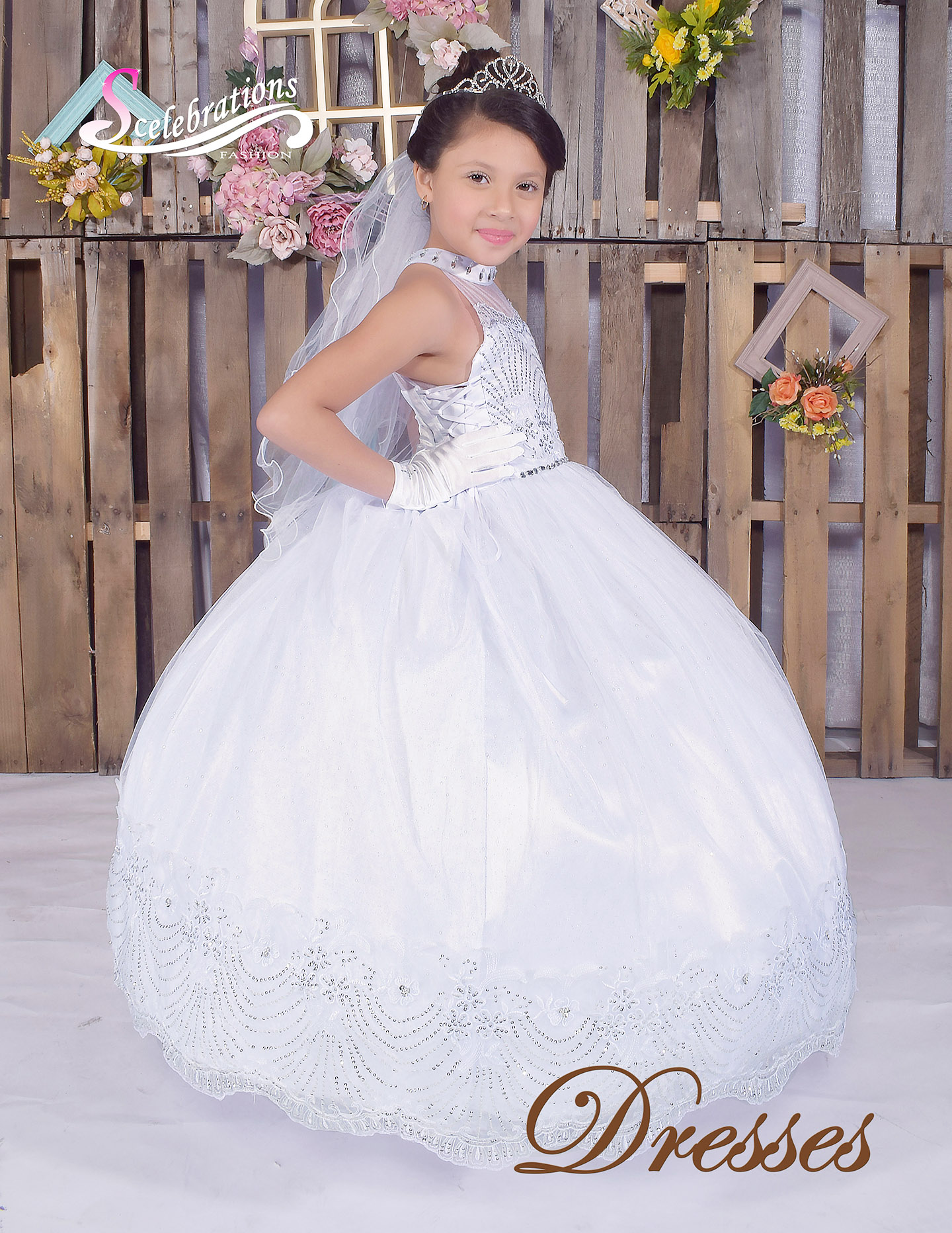 FIRST COMMUNION DRESSES 2018 - Scelebrations